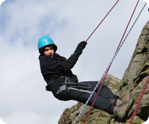 Non Residential Adventure Camps with Peak Active Sport